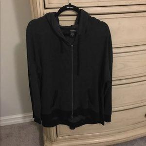 Dark Gray Torrid Jacket Size 0